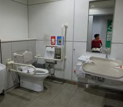 機能トイレ